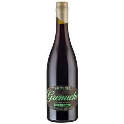 BK Wines Grenache Garnacha